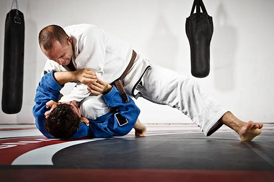 Adult Martial Arts Madison: BJJ (Jiu Jitsu)