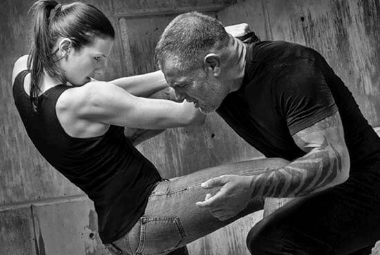 Adult Martial Arts Madison: Krav Maga Self-Defense