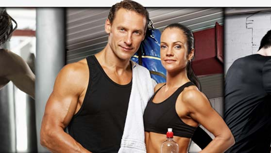 Image of fit krav maga madison couple proud of their phsyique